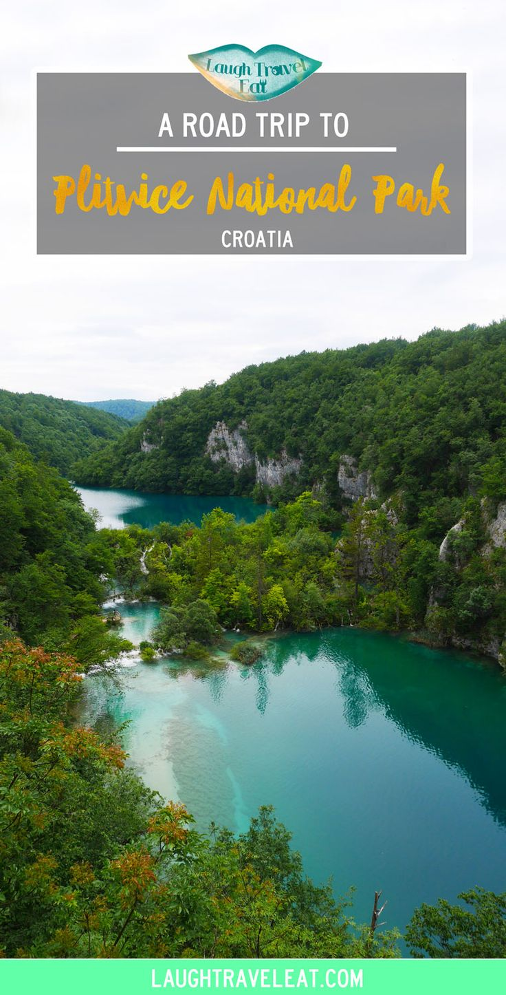 Plitvice National Park is the most famous gem in Croatia, and if you are road tripping there, I have some advice for you: