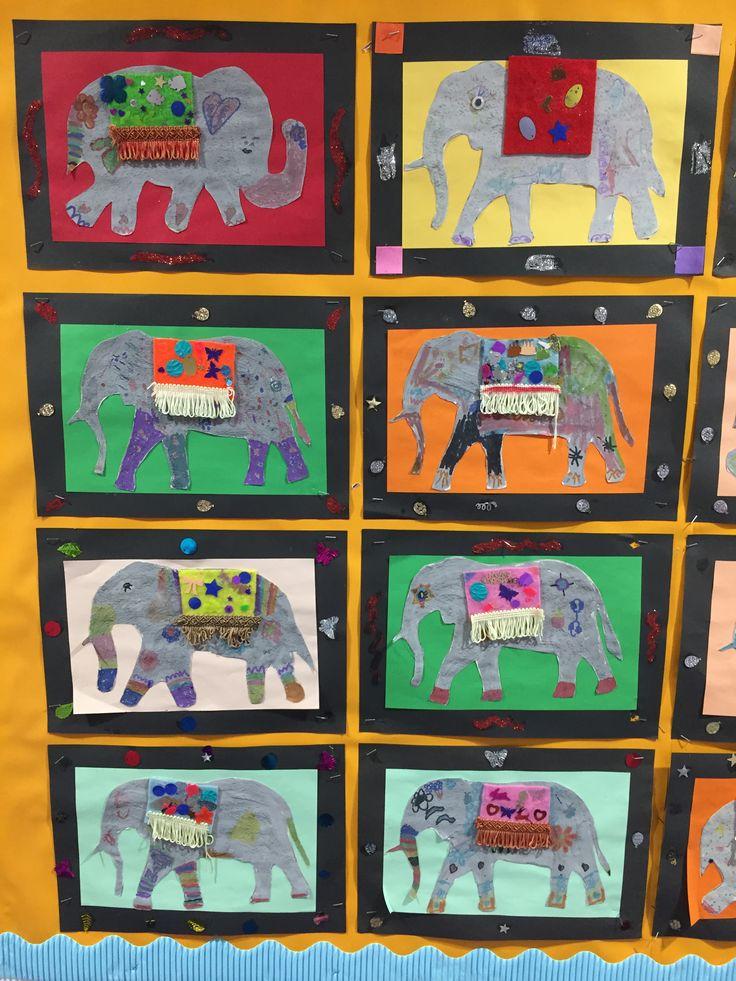 Year 1 Indian elephants