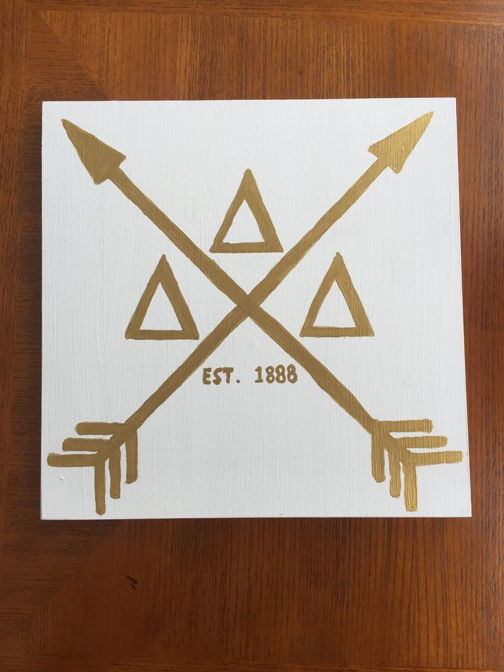 Tri Delt canvas                                                                                                                                                      More