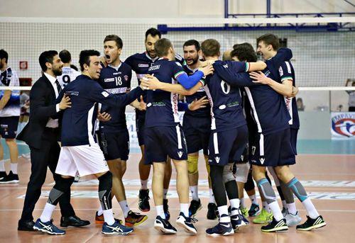 Domani lImpavida Sieco Service Ortona gioca in Puglia