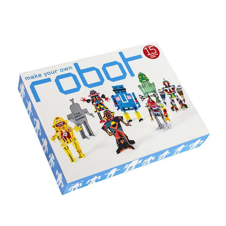 Discover the Magma Make Your Own Robot at Amara