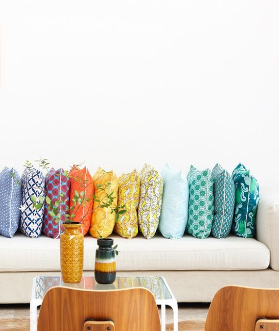 Nala Designs - cushions now available at www.forkeeps.co.nz