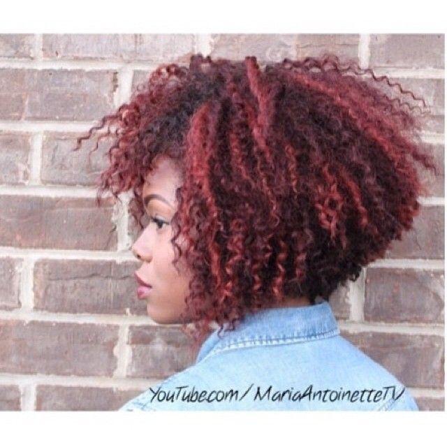 Natural hair - Shape