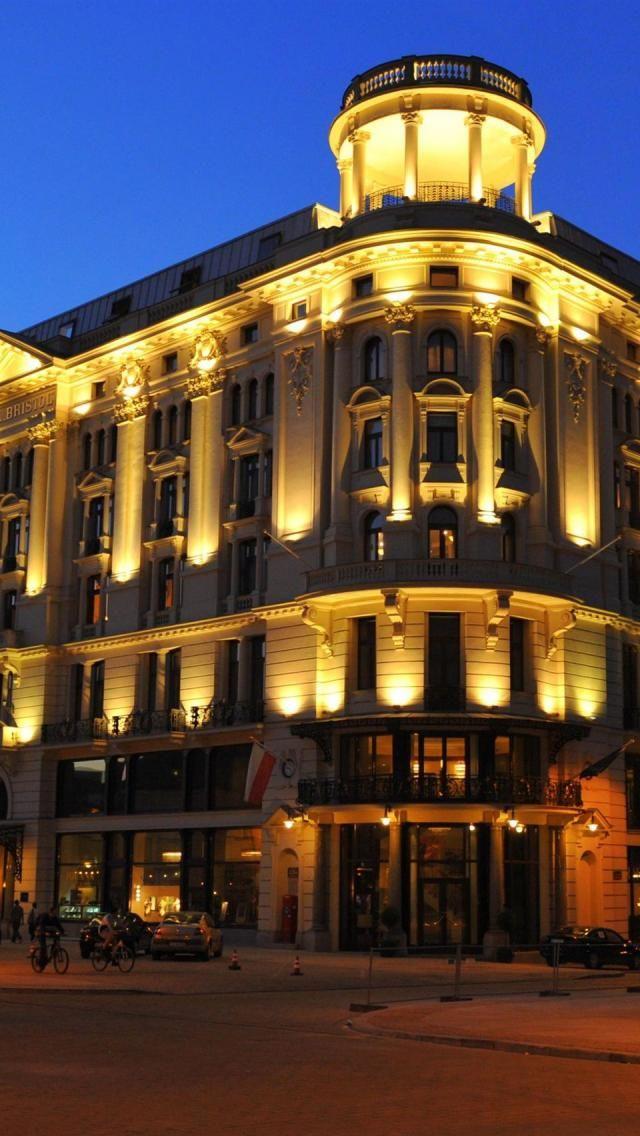Hotel Le Bristol Paris, France