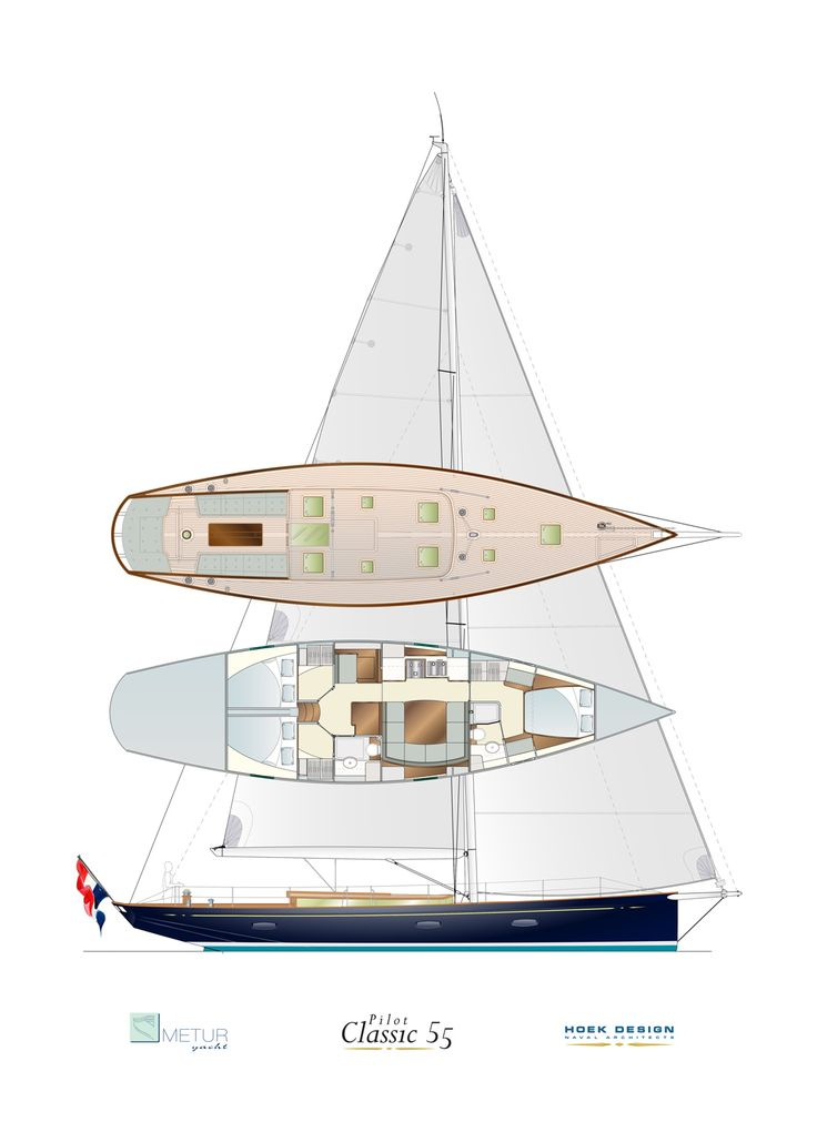 PC55 | Performance Classic Yachts