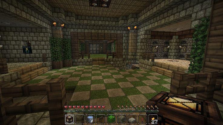 Gallery For Minecraft Underground House Xbox