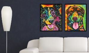 Groupon - Giclee Dog Portrait Prints on Enhanced Matte Paper in [missing {{location}} value]. Groupon deal price: $24.99