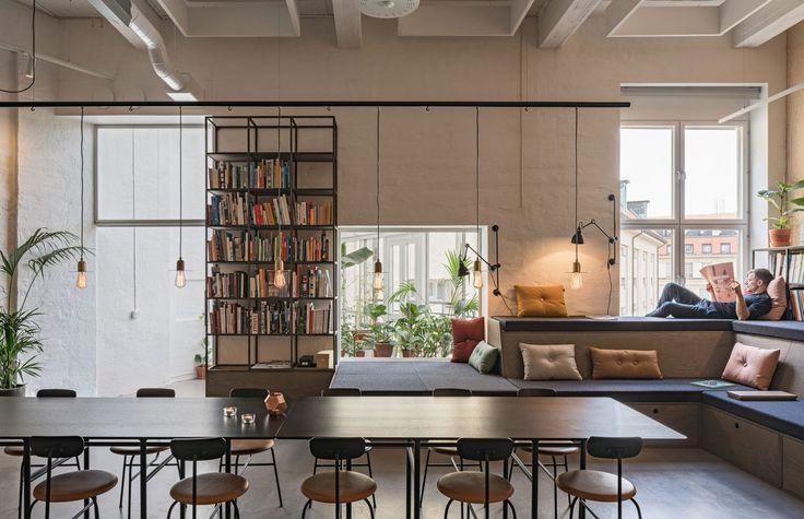Kjellander Sjöberg KS-Studio Kitchen Sofas