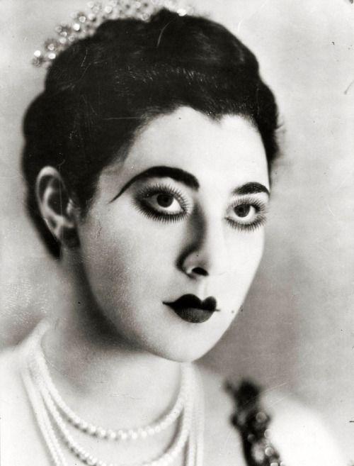 Nita Naldi, 1920's