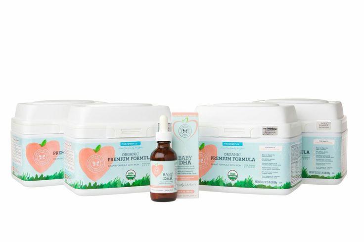 Organic Infant Formula + DHA | Premium Feeding Bundle | The Honest Company