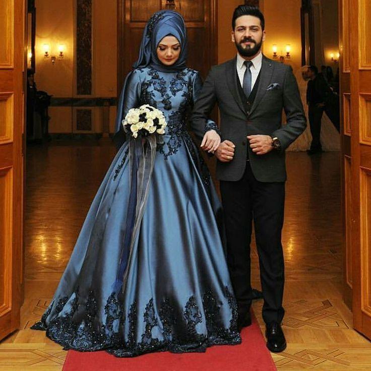 """2,070 Beğenme, 88 Yorum - Instagram'da Arelyas Gelinlik (@arelyas_gelinlik_tesettur): """"#tesettur #nişanlık #gelin #gelinlik #dugun #noivas #celebration #vestidodenoiva #weddingrings…"""""""