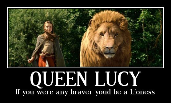 Queen Lucy ~ The Chronicles of Narnia