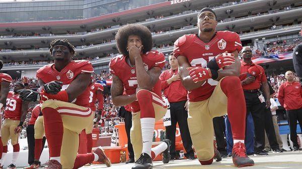 Donald Trump: Saquen a ese hijo de puta del campo de juego ahora mismo!