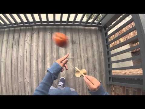 String Tricks #1 けん玉 - YouTube