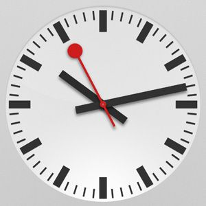 Apple puts money where its mouth is, pays for Swiss railway clock ...