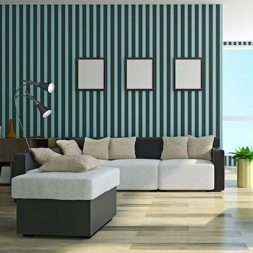 su Pareti a righe su Pinterest  Pitture per pareti a strisce, Pareti ...
