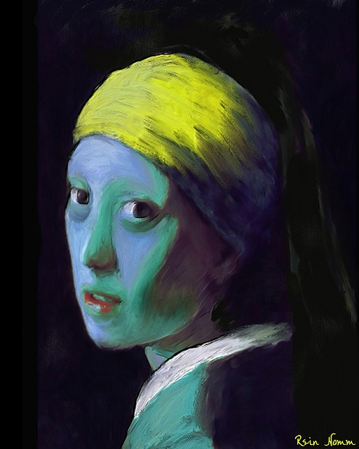 girl with a pearl earring novel essay