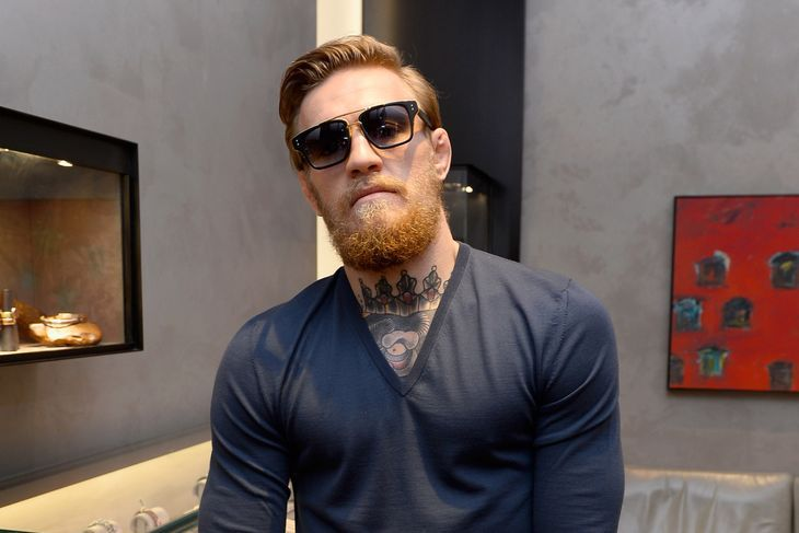 ginger beard of Conor McGregor : if you love #MMA, you'll ...
