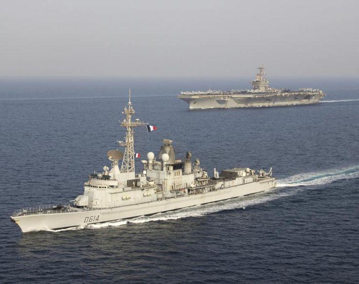 Depuis le 24 septembre 2015, la frégate anti-aérienne Cassard, est déployée dans le golfe Arabo-Persique dans le cadre de l'opération Chammal. Elle a ainsi rejoint le groupe aéronaval américain CSG 12 constitué autour du porte-avions Theodore Roosevelt, de plusieurs destroyers lance-missiles et d'un croiseur.   Ce déploiement vise à coordonner et contrôler l'activité aérienne au-dessus du golfe Arabo-Persique au profit des avions de l'opération Inherent Resolve agissant en Irak et en Syrie.
