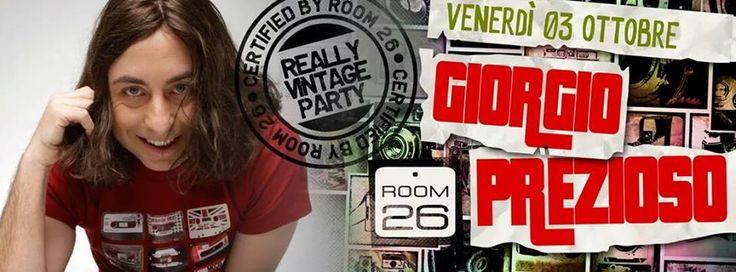 room26 venerdì 3