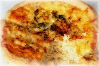 Эликсир молодости: Домашний пирог с луком, морковью и рубленым мясом