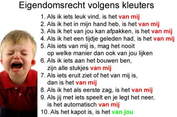 hihi, grappig toch? :)