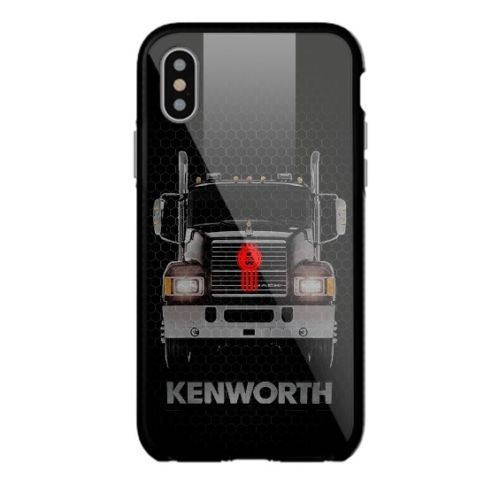 Kenworth-Truck-Logo-For-iPhone-X-New-8-8-7-7-6-6-6s-6s-5-5s-Samsung-Case