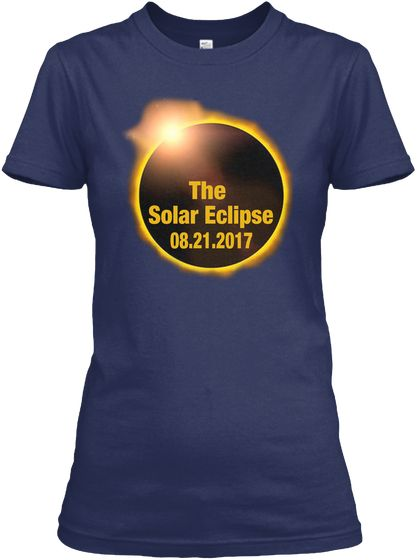 The Solar Eclipse 08.21.2017 Circle Total Solar Eclipse 08/21/2017 T-shirt. August Eclipse T-Shirt. The Great USA Solar Eclipse. Total Circle Solar Eclipse of the Sun August 21 2017 T Shirt. #solareclipse #sun #august21 #eclipse #mooneclipse #solarpath #solar #summer #augusteclipse t-shirt. #UnitedStatessolareclipse  Total Black Solar Eclipse. #students #teacher #2017TotalSolarEclipse #sun #supermoon #space #science #moon #usa #tshirt #us #america #eclipseenthusiasts #diamondring