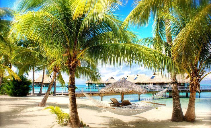Beach Resort most beautiful beach resorts in the world HD Desktop ...
