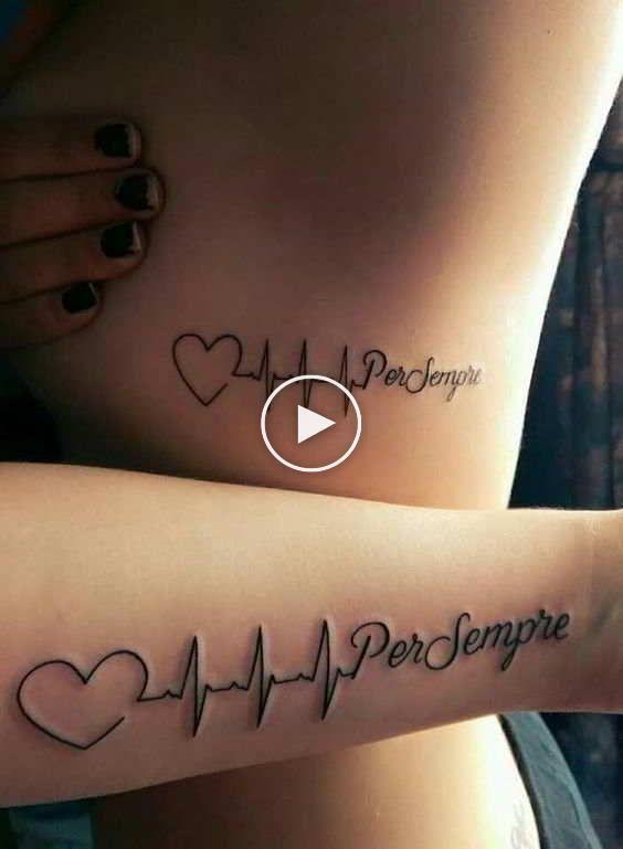 Tattoo-Ideen, die Sie mit Ihrer Liebe tun können – Kleine Tattoos