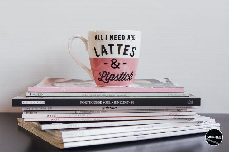 Tea time #mug #blogger #primark #magazines