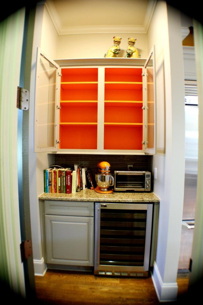 this photo was uploaded by kfddesigns cabinet painted inside cabinetry