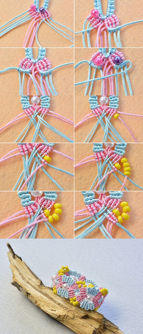 Like the braided friendship bracelet?The details will be published by LC.Pandahall.com
