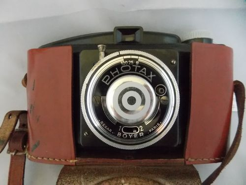 Photax Bakerlite 127 Film Camera RARE C1938 | eBay