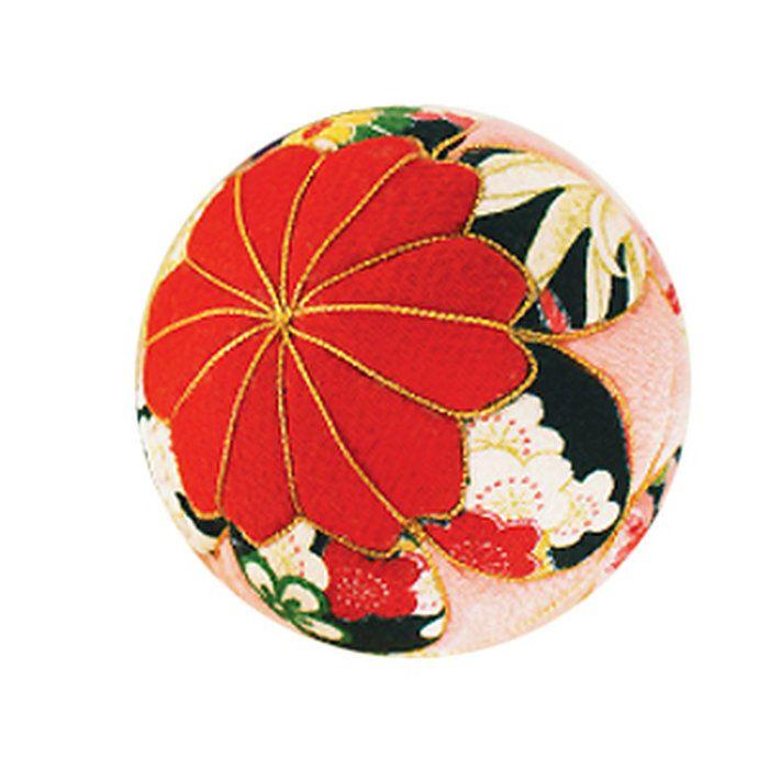 ○花見小路てまり(赤)/MAR-003[ちりめんキット]