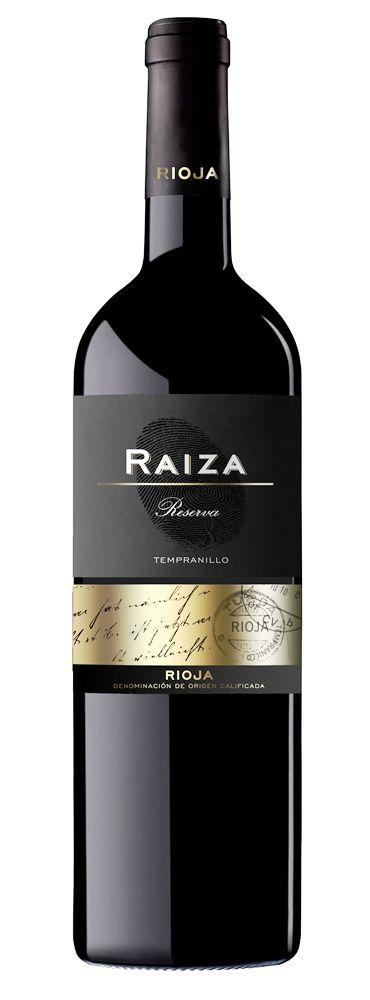 Raiza Reserva, entre los 100 mejores vinos del mundo por su relación calidad precio. Un vino elaborado a partir de la variedad tempranillo, recomendado para carnes rojas, caza y quesos curados