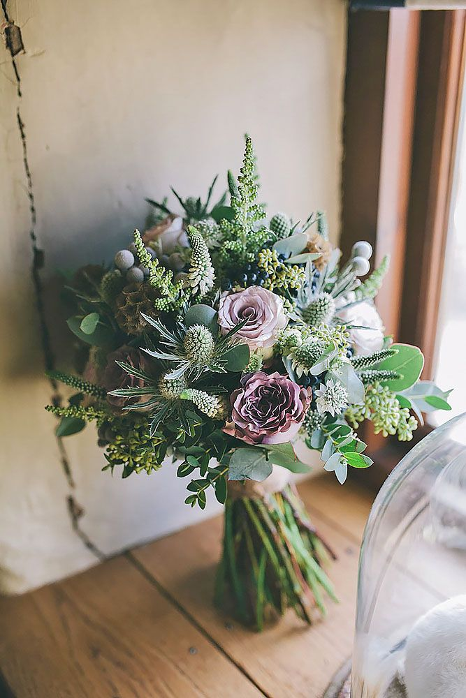 18 wedding bouquets not just for the country wedding 12