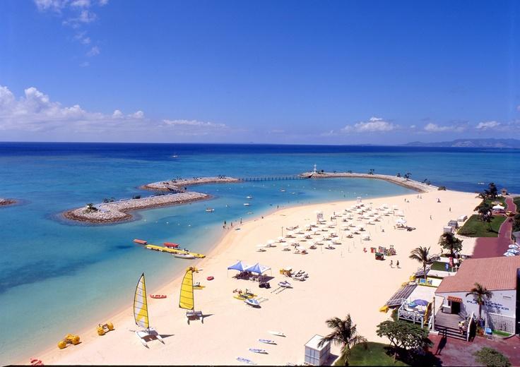 【沖縄県 恩納村】サンマリーナホテル  -沖縄の贅沢な旅を演出する全室オーシャンビューのホテル