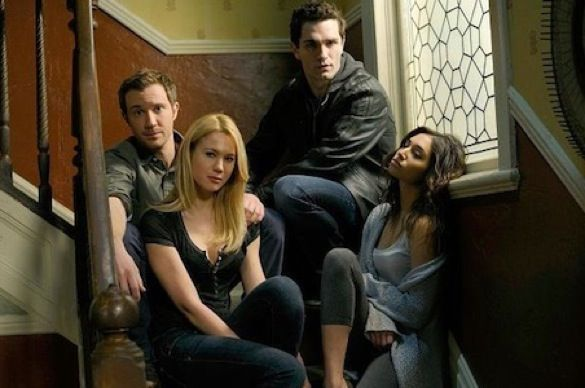 Exclusive Interview with BEING HUMAN's Sam Witwer on His Vampire ...