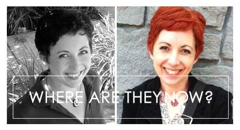Where are they now? THE WASH, crafty girls comeclean - Dirty Laundry - {the blog}