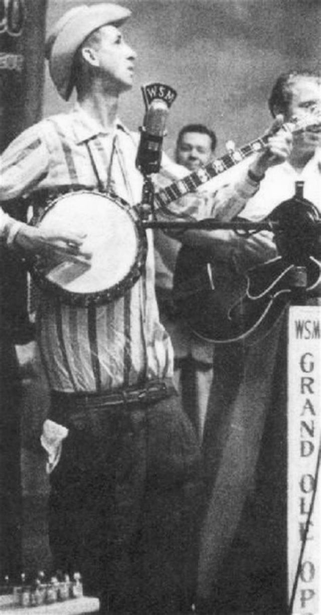"""David Stringbean Akeman : david, stringbean, akeman, David, """"Stringbean"""", Akeman, Pants, Before, Thing!, Vintage, Everyday, Country, Music,, Artists,, Artists"""