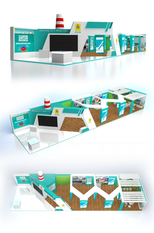 Mandiricitra.com | Desain Stand Pameran