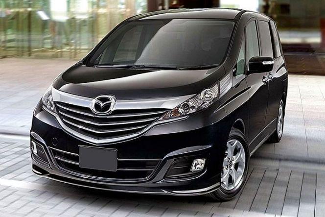 Mazda Van 2020 Rumors Mazda Van Suv