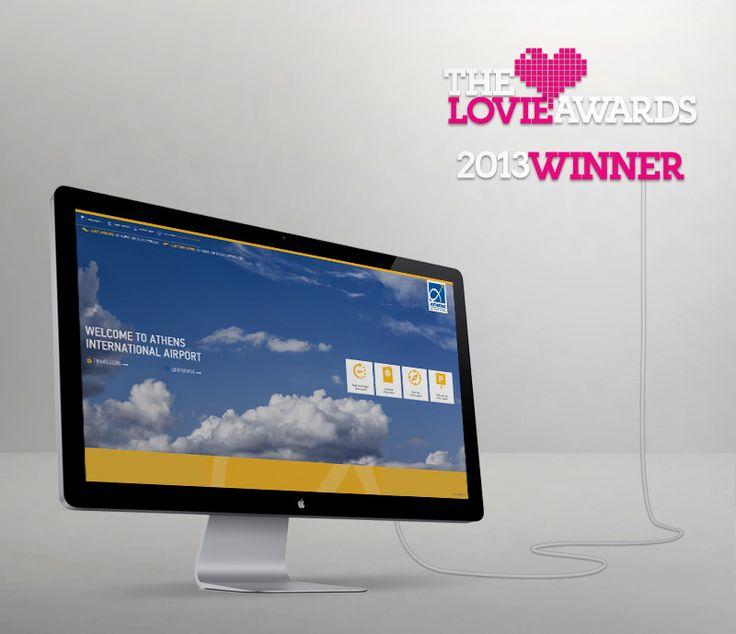Athens International Airport Website Wins The Lovie Awards!  http://www.mozaik.com/blog/news/athens-international-airport-website-wins-the-lovie-awards