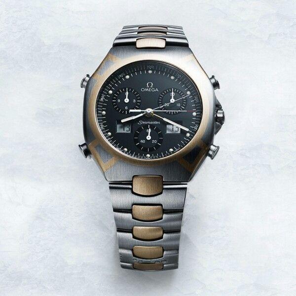 OMEGA's Olympic Winter Watches: Seamaster Polaris Chrono ...