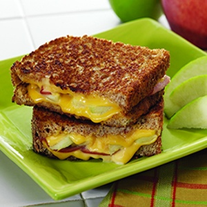 Grown-Up Grilled Cheese Sandwich | Food | Pinterest