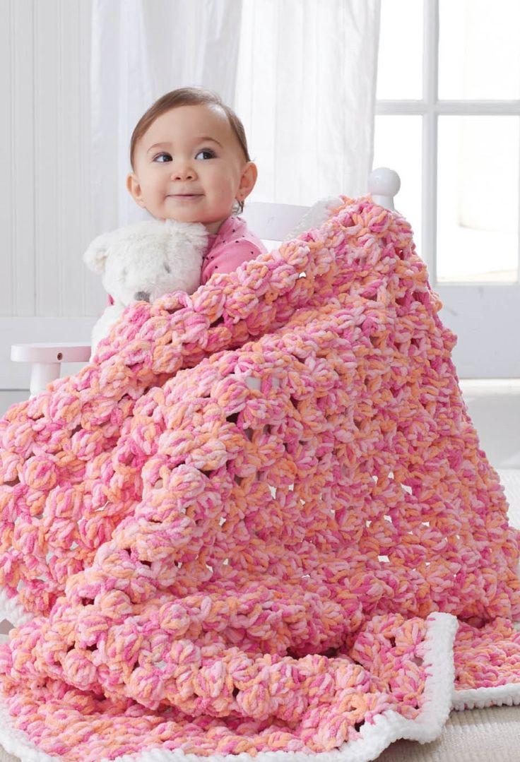 Best 25 crochet bobble blanket pattern ideas on pinterest baby bobble blanket crochet baby blanket for a girl free crochet blanket pattern from bankloansurffo Choice Image