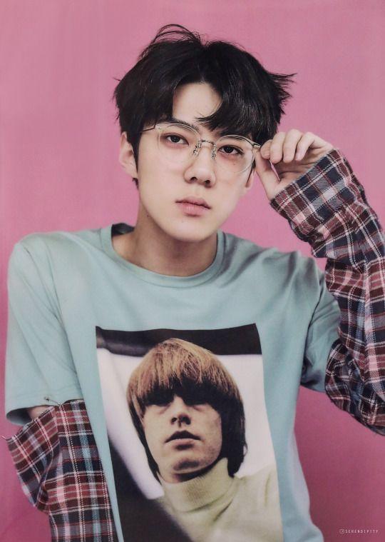 세후닉스닷컴 (sehunix.com) As fotos de lucky One são as melhores 2bjus