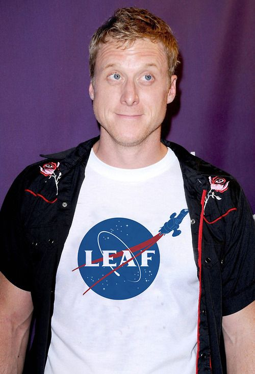 Alan Tudyk @mrsrindy could he be more lovable?? I think not!