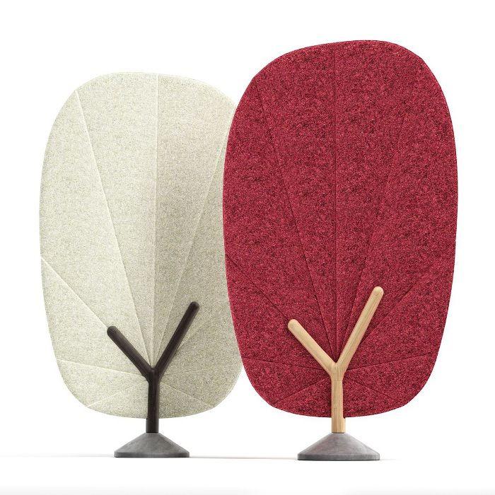 Tree screen panneaux pour intérieur par Redo Design